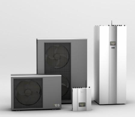 Energy Save Varmepumper Luft/Vann
